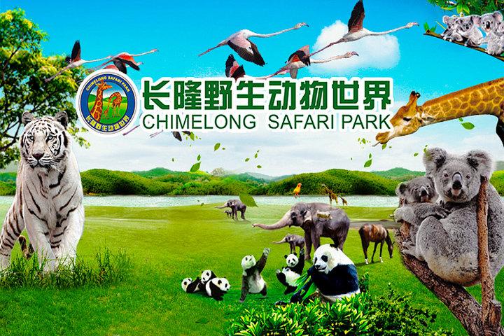 广州长隆动物园,大夫山,沙湾古镇两天团1805-广东旅游